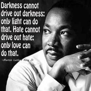 ML King Darkness Hate Love