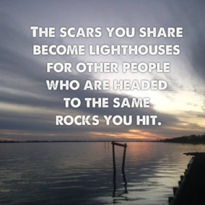 scars you share lighthouses