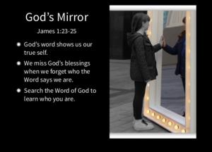 God's Mirror