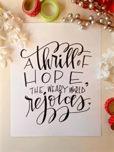 hope rejoice sacredtouches