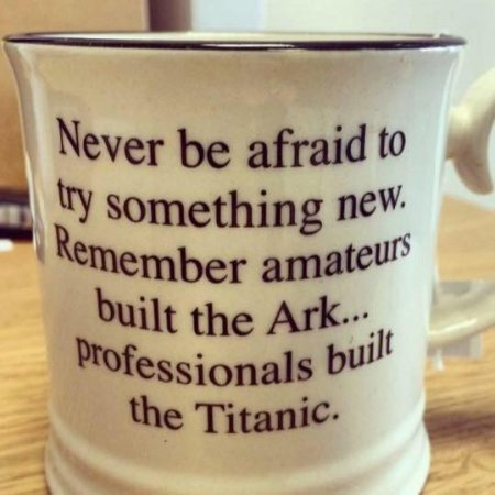 try Ark Titanic