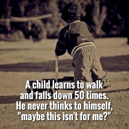 child-walk