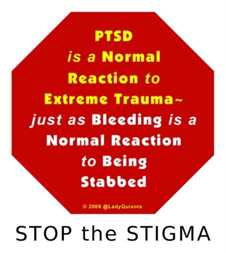 stop the stigma ptsd